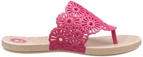 Zaxy Intense Holiday, Tongs Femme Rose (Pink)
