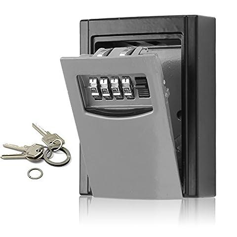 MultiWare Wall Mount Key Safe Key Safe Box