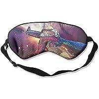 Eye Mask Eyeshade Gun Painting Sleep Mask Blindfold Eyepatch Adjustable Head Strap preisvergleich bei billige-tabletten.eu