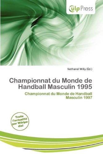 Championnat Du Monde de Handball Masculin 1995