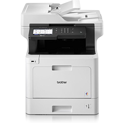 Brother MFC-L8900CDW Colour Laser Printer | A4 | Print, Copy, Scan, Fax, Duplex Two-Sided Printing & Wireless