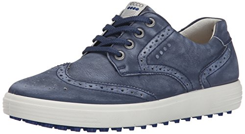 ECCO Womens Golf Casual Hybrid Scarpe da Golf, Donna, blu, 39 EU