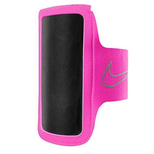 tweight Arm Band 2.0 Armband, Vivid Pink/Silver, OSFM (Pink Ribbon-elemente)