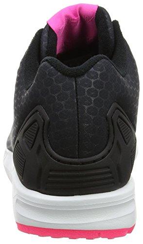 adidas  Zx Flux, Sneakers basses femme Noir (Core Black/Core Black/Ftwr White)