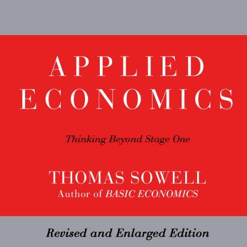 Applied Economics  Audiolibri