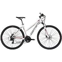 Carraro 715 Azimut Sl, Bicicletta Trekking Donna,