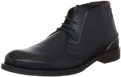 Mexx Abel 1b Lthr F7IMS003, Herren Boots, Schwarz (Black 1), EU 41