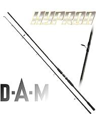DAM Hypron CARP - Canne à carpe + 1 DAM lampe frontale gratuitement