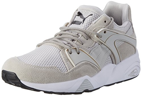 Puma Blaze, Sneakers Basses Mixte Adulte Gris (Gray Violet-puma White 02)