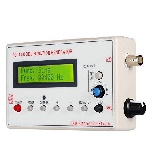 Generadores de funciones DDS 1HZ- 500KHZ