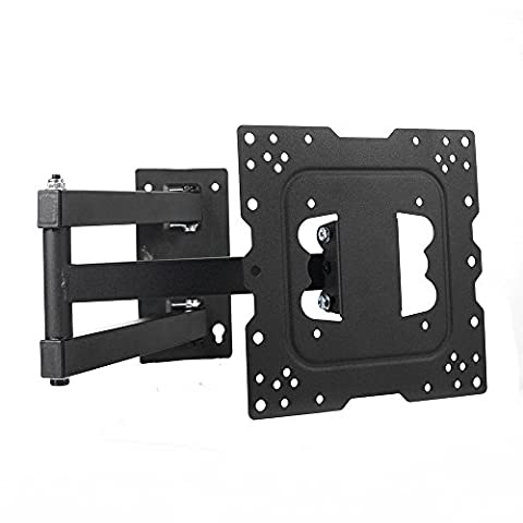 Lumsing Support TV Mural Full Motion Articulé pour 22