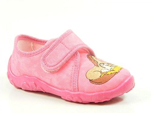 Superfit BONNY 500258  Mädchen Flache Hausschuhe Pink