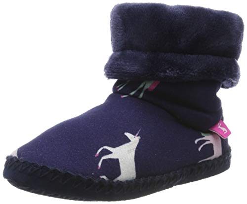 Joules Padabout, Girls Hi-Top Slippers