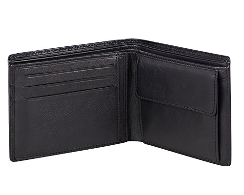 Visconti Portefeuille Cuir Trifold Homme \