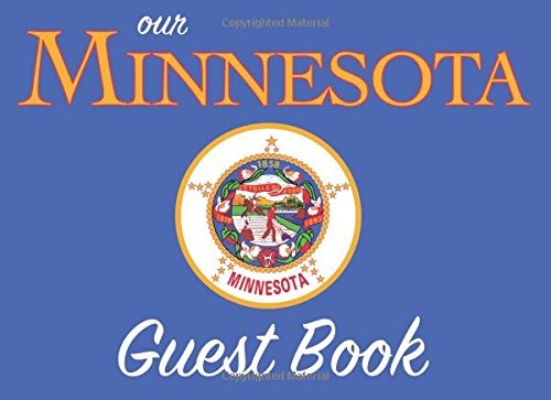 Book: 100 pages, 8.25 x 6 in., matte cover.  For Minnesota homes, cabins, condos, guest rooms, B&Bs, businesses, coffee shops, ... parties, family reunions, and more! ()