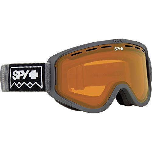 f6f344e4bb Spy Optic UV Protection Woot Unisex Outdoor Goggle available in Deep Winter  Gray - One Size