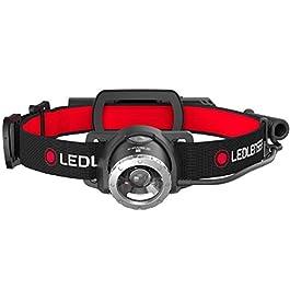 Zweibrüder Ledlenser Batteria h8r Lampada Frontale Ricaricabile Box