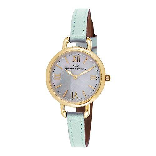 Reloj Yonger & Bresson Mujer Dorado–DCP 051/EZ