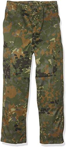 Mil-Tec US BDU Trousers Kids Camo Camouflage Size:128
