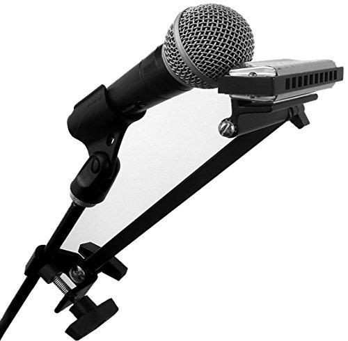 HarpArm Ultimate Magnetischer Mikrofonständer Mundharmonika-Halter