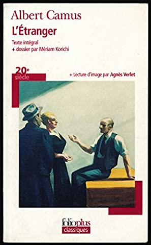 L'étranger : Texte intégral + Dossier (Par Mériam Korichi) + Lecture d'image (Par Agnès Verlet)