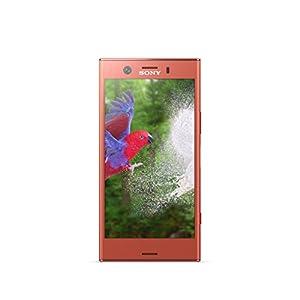 Sony Xperia XZ1 Compact UK SIM-Free Smartphone - Twilight Pink