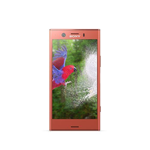 "Sony Xperia XZ1 Compact 4G 32GB - Smartphone (11.7 cm (4.6""), 32 GB, 19 MP, Android, 8), Colore Rosa (Twilight Pink)"