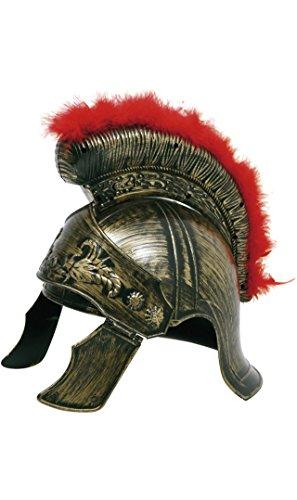 viving Kostüme viving costumes203585römischen Helm (57cm, One Size)