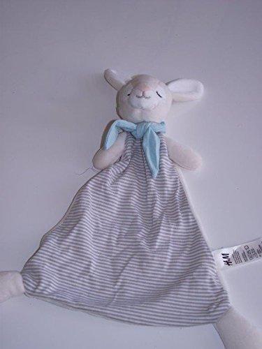 hm-doudou-hm-mouton-plat-blanc-rayee-foulard-bleu