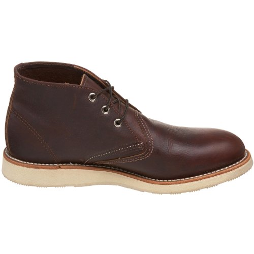 red wing Chukka Brair Oil Slick