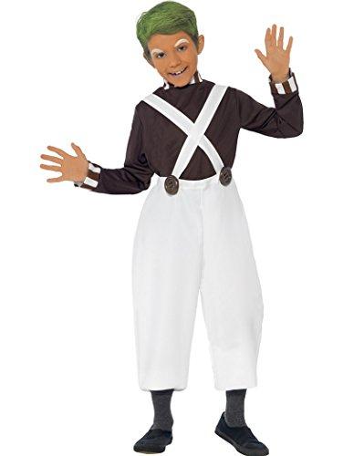 Kinder Kostüm Creator Plus Candy Orange, Face Body Paint, Größen M und L