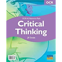 Thinking textbook for their behaviour and thinking about something that is critical  thinking skills