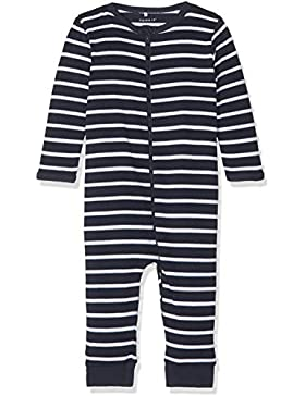 NAME IT Baby-Jungen Strampler NBMNIGHTSUIT 1P Zip