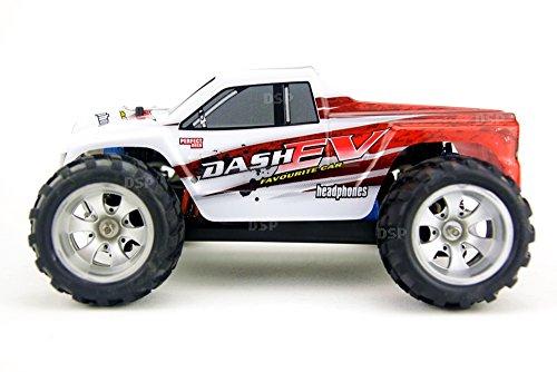 NCC® RAYLINE FUNRACE 01S-C AUTO 4WD BRAVO PRO CAR BIS 70 Km/h - 3