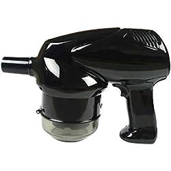Mini Multi-Fonction Bureau Sans Fil Aspirateur Électrique Ordinateur Électrique Duster Sécheur Pompe À Air Usb Rechargeable Cleaner Kit 12 V 100 W Noir