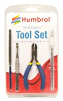Humbrol AG9150 - Modellbau-Werkzeug-Set