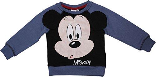 Disney Jungen Sweatshirt Gr. 6 Jahre, blau Disney Fleece-sweatshirt