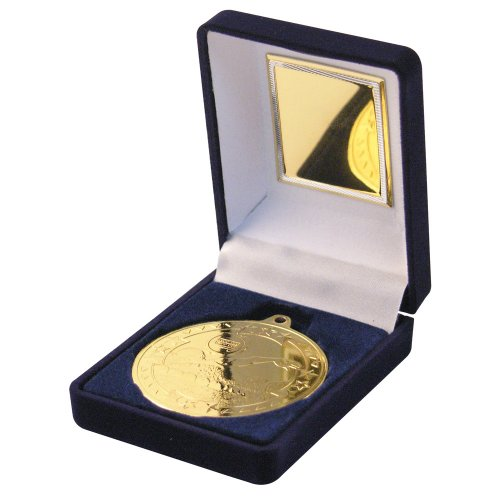 swimming-medal-gold-complete-with-velvet-presentation-case-plus-free-engraving-up-to-30-letters-on-b
