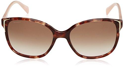 d9f7b4ef3c331 ... free shipping shade station 7e355 bf1b4  new zealand prada womens  0pr01os ue00a6 sunglasses spotted brown pink 42c86 17340
