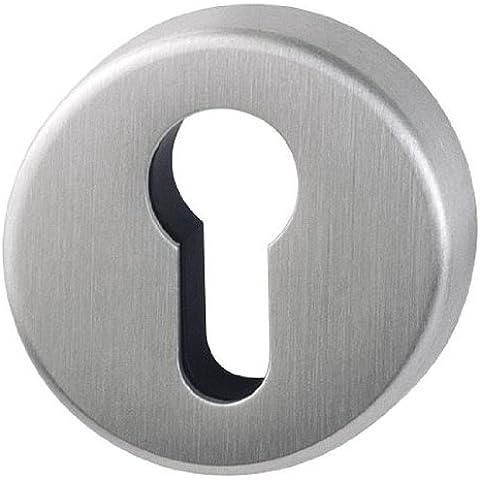 HOPPE acero inoxidable puerta interior llave diámetro F69
