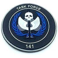 Taskforce 141 Operaciones Especiales Multinacionales PVC Airsoft Velcro Patch