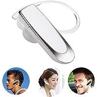 thanly Super Lungo Tempo Di Standby Bluetooth Cuffia senza fili Bluetooth 4.0mini stereo auricolare auricolari Auricolare con microfono per iPhone 5S 66S Plus, Samsung S4S5S6S7Blackberry etc