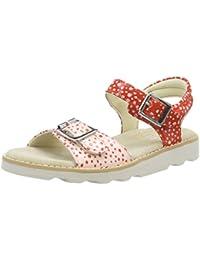 fba19b2e4 Amazon.es  Naranja - Sandalias de vestir   Zapatos para niña ...