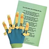The Puppet Company Favourite Song Mitts Five Little Ducks by The Puppet Company Ltd