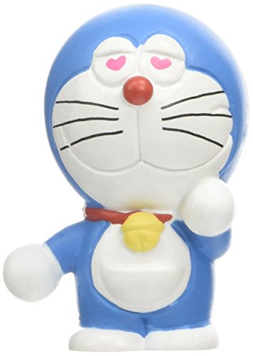 Topper Figure Doraemon Hearts Comansi 97020