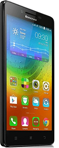 Lenovo A6000 (Black, 8GB)  available at amazon for Rs.6890