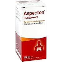 Preisvergleich für Aspecton Hustensaft 200 ml