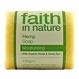 Faith in Nature Hemp & Lemongrass Pure Soap 100g segunda mano  Se entrega en toda España