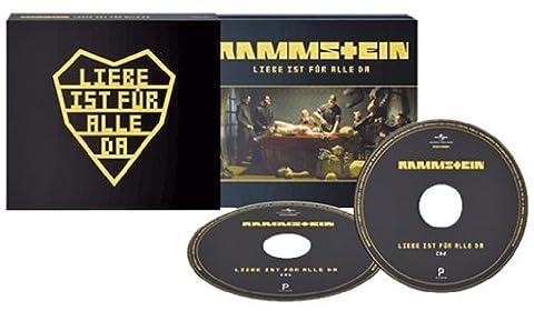 Liebe Ist Fur Alle Da: Deluxe Edition by Rammstein (2010-03-25)