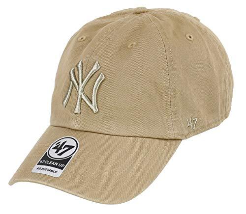 Gorra 47 Brand - Mlb New York Yankees Clean Up Curved